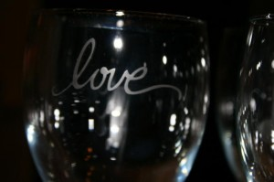 No Wine Charms Needed!!  I Made 12 Different Glass Etched Wine Glasses!  How to Glass Etch…