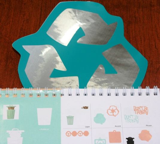 Creative Cricut And Vinyl Projects On Pinterest: Cricut Expression 2 Vinyl Garbage Can Project Part 2