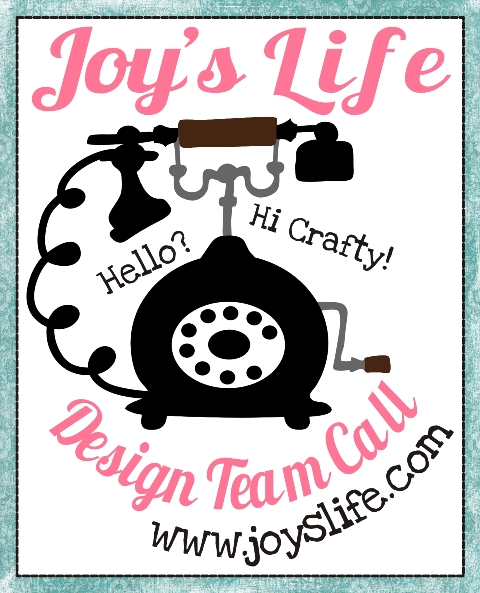 Joy's Life Stamps Design Team Call