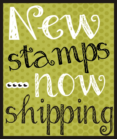 Joy's Life New stamps now shipping at www.joyslife.com,