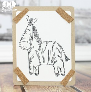 52: Episode 9: How to Use Silhouette Sketch Pens – Zebra Card