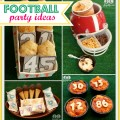 Don't Miss a Minute of the Big Game with These Football Party Ideas for Great Football Food #GameTimeGoodies #shop #cbias