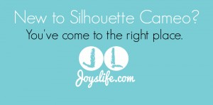 How to Use the Silhouette Cameo – Tutorials, Videos, Projects and More