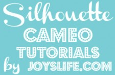 Silhouette Cameo Tutorials and Help for New and Seasoned Users #SilhouetteCameo #diy #tutorials