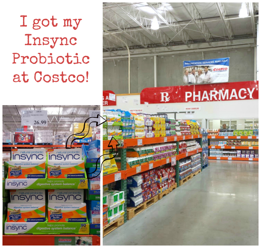 Staying Healthy Inside When Outside with #InsyncProbiotics #Shop #Cbias