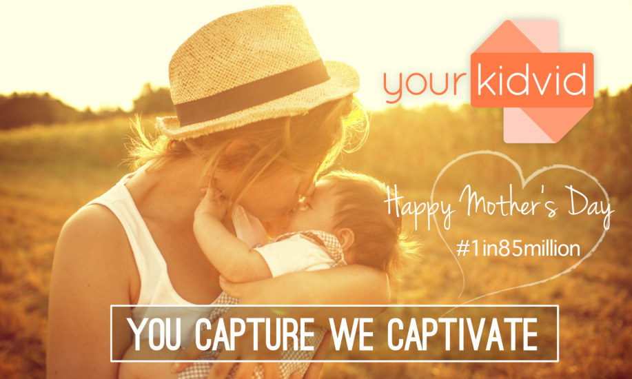 Hey Mom Watch This #YourKidVid #MothersDay #1in85million