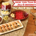We Roll Tide with Our Alabama Game Day Food & Jell-O Jigglers