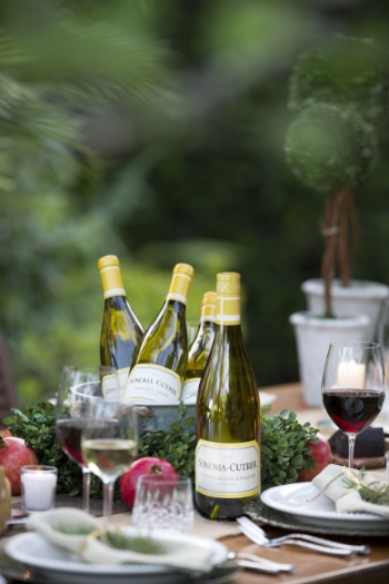 Sonoma-Cutrer Wines: Perfect for the Holidays & Year Round #wine #winetasting #sonomacutrer #thanksgiving #christmas #ad
