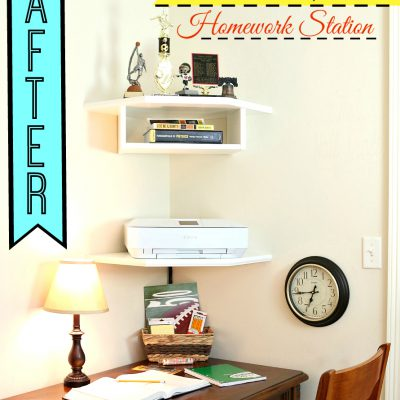 Homework Station for Teens
