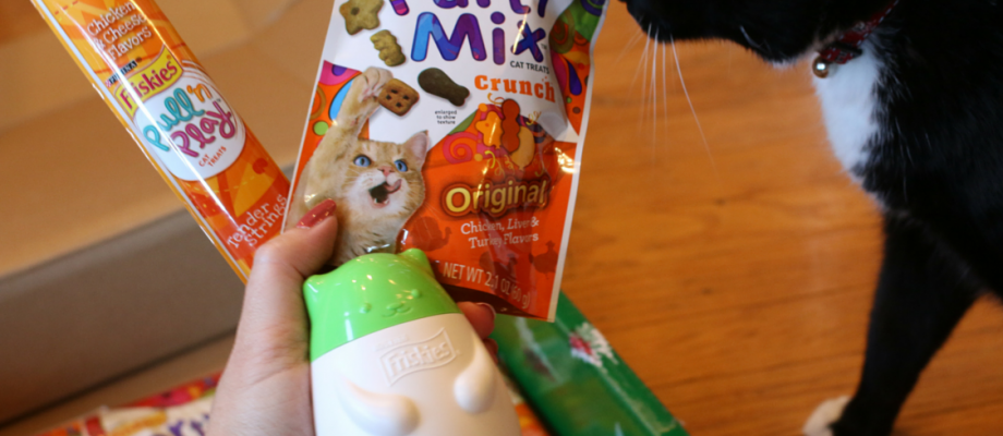 Friskies Pull 'n Play Combo Pack Giveaway