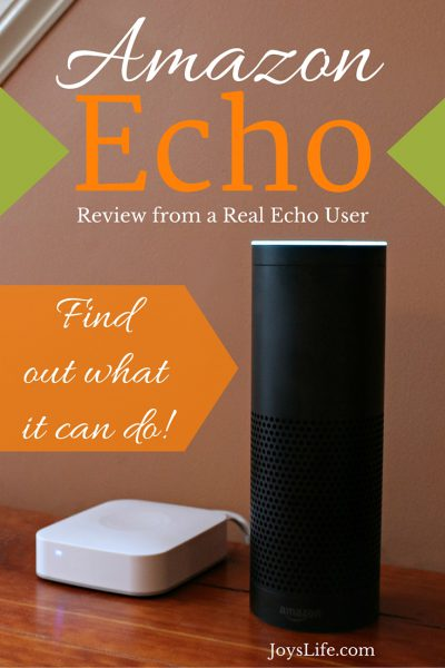 Amazon Echo Review – Why You Need One