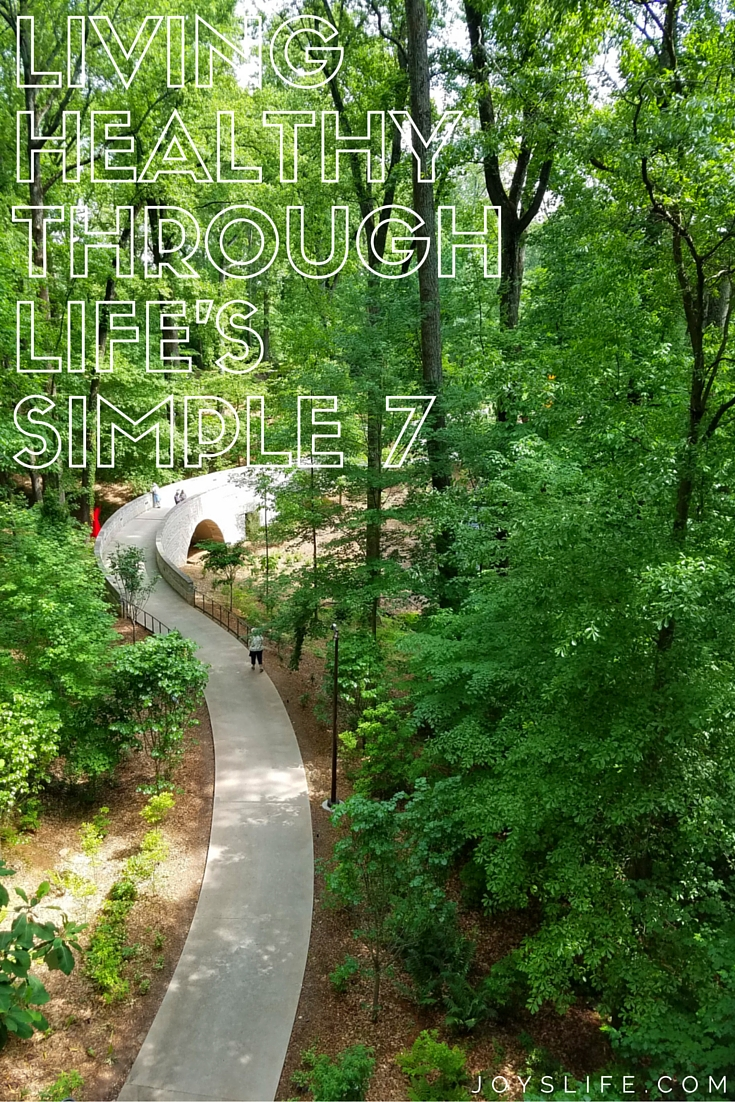 Living Healthy through Life's Simple 7