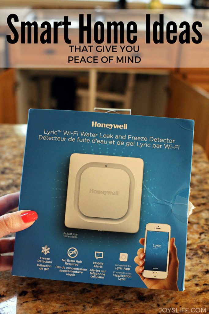 Smart Home Ideas That Give You Peace of Mind