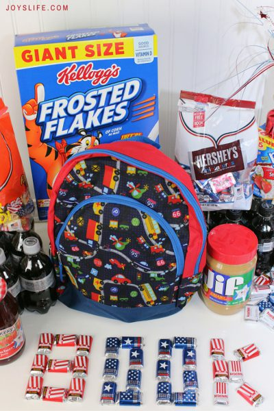 Back to School Backpacks for Giving