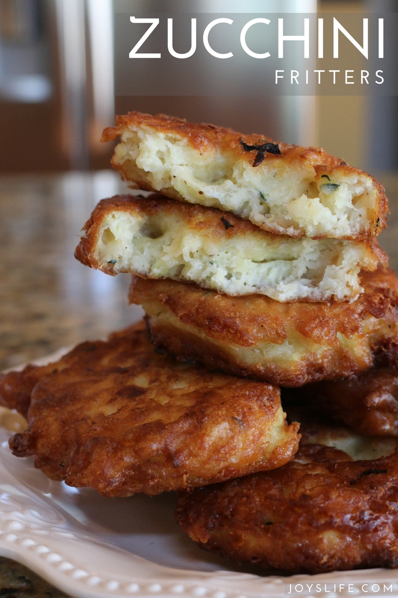 Delicious & Easy Zucchini Fritters
