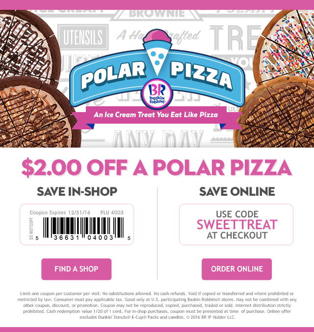 Polar Pizza Coupon