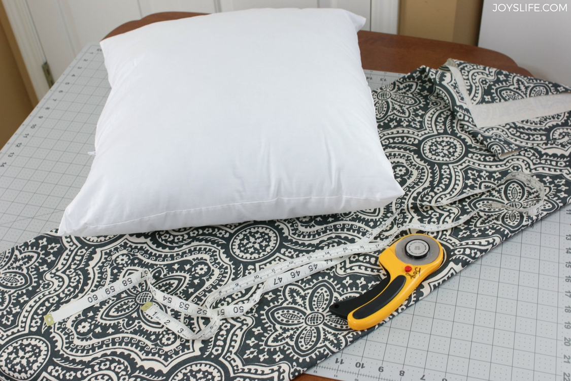 paisley pillowcase supplies
