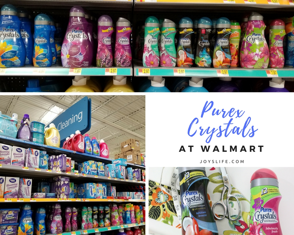 Purex Crystals at Walmart