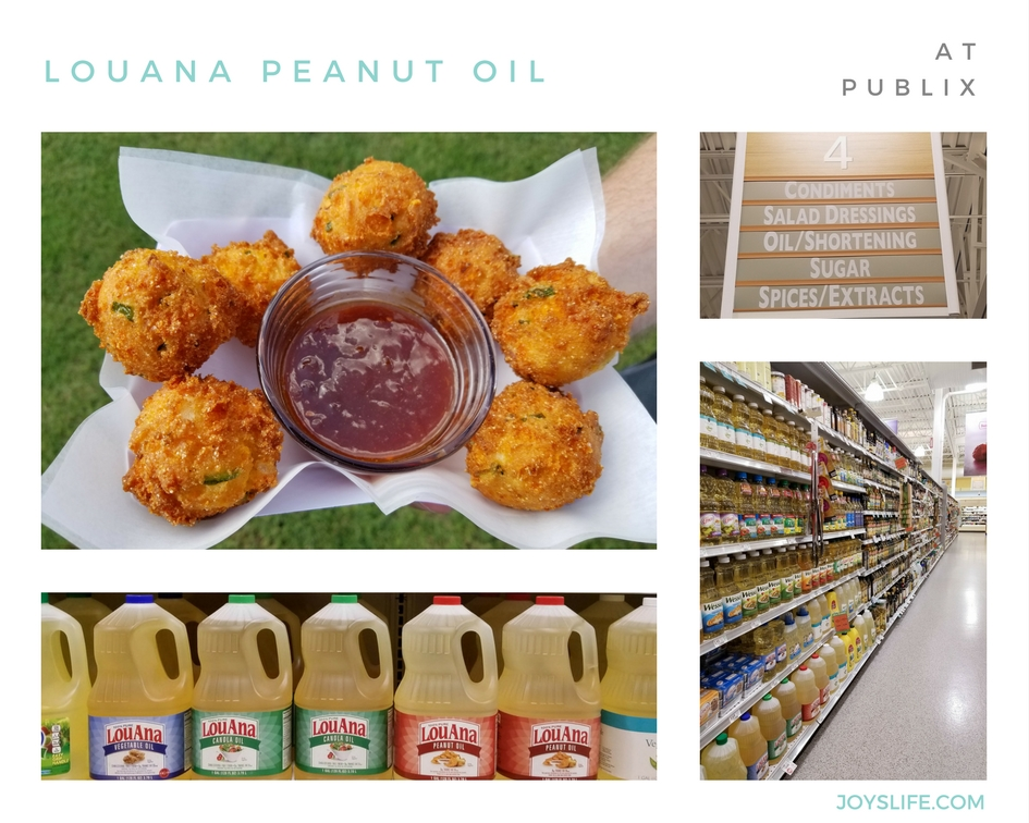 LouAna Peanut Oil at Publix