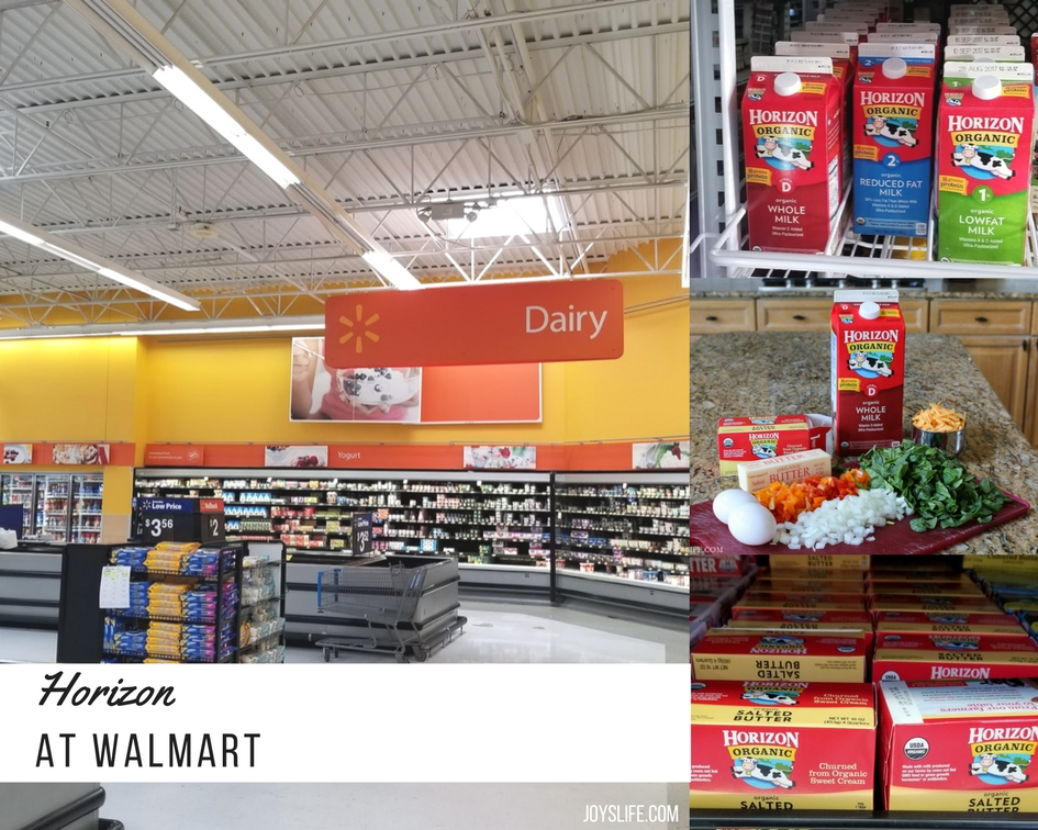 horizon products at walmart