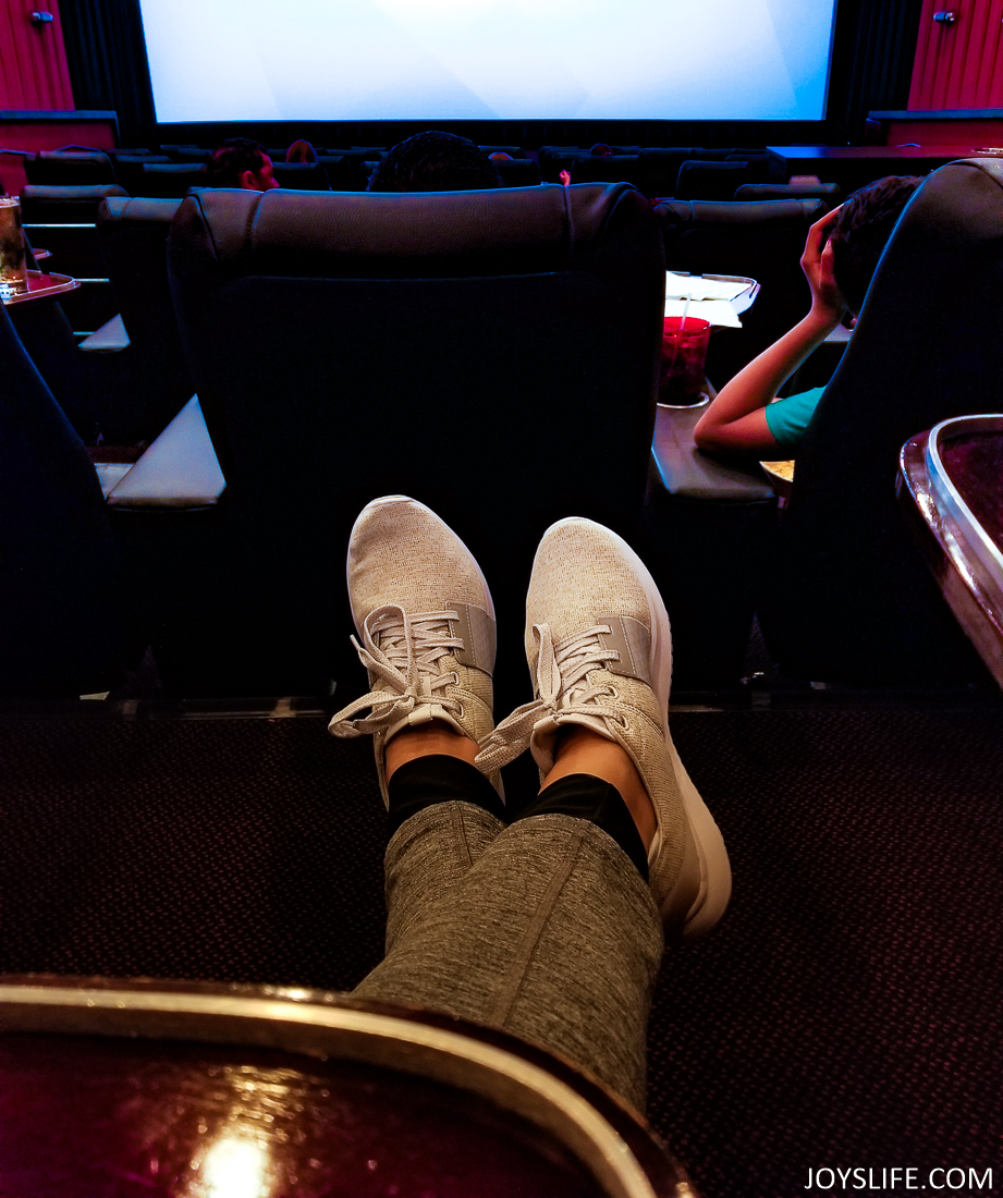 Reebok Trilux at the movies