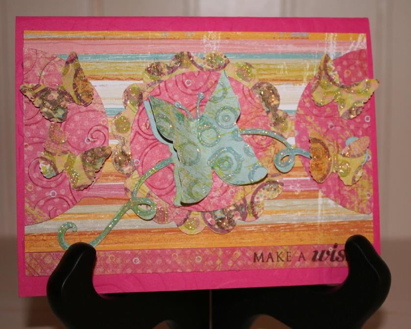 Pink Stamper Friday Challenge…