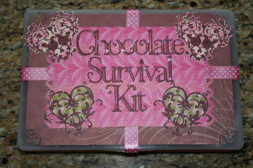 Chocolate Survival Kit