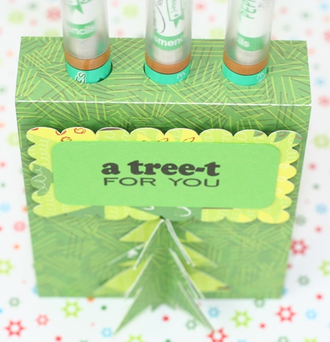 Silhouette 3D Pencil Smencil Treat Holder – Give Away