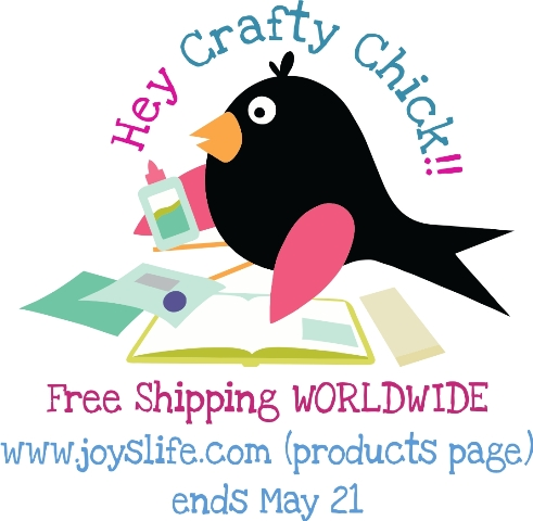Free Shipping on Everything in the Joy's Life Store