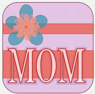 Mother's Day Card FREE .svg and .studio Download