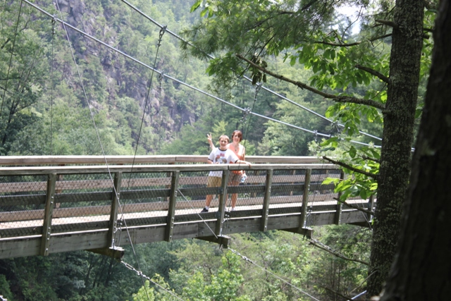 A GORGEous Day – Tallulah Gorge State Park