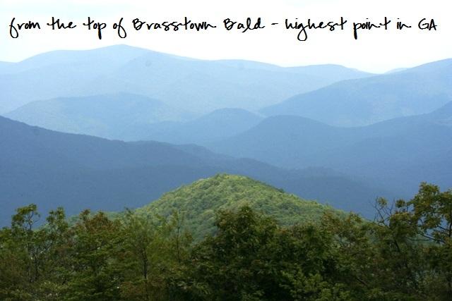 Brasstown Bald – Highest Point in Georgia