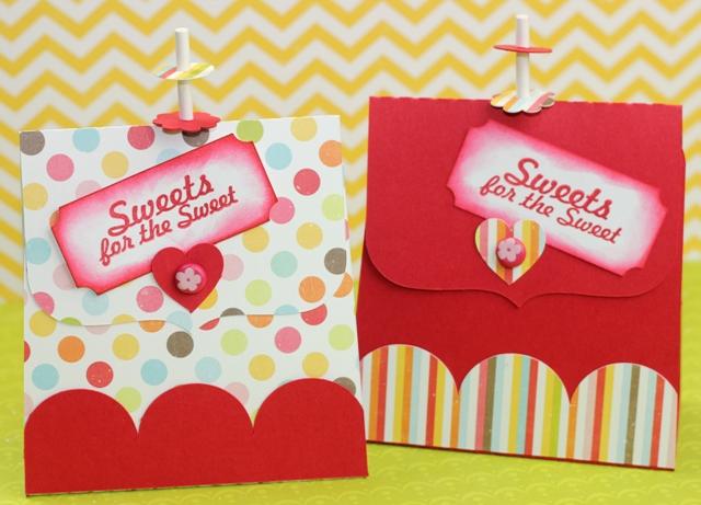 Lollipop Treat Holder – Lori Whitlock Design Team Post