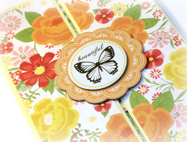 How to Make a Double Accordion Gatefold Card VIDEO