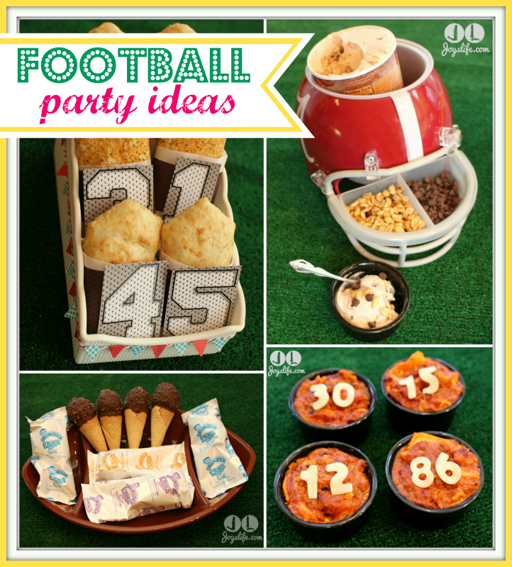 Don't Miss a Minute of the Big Game with These Football Party Ideas
