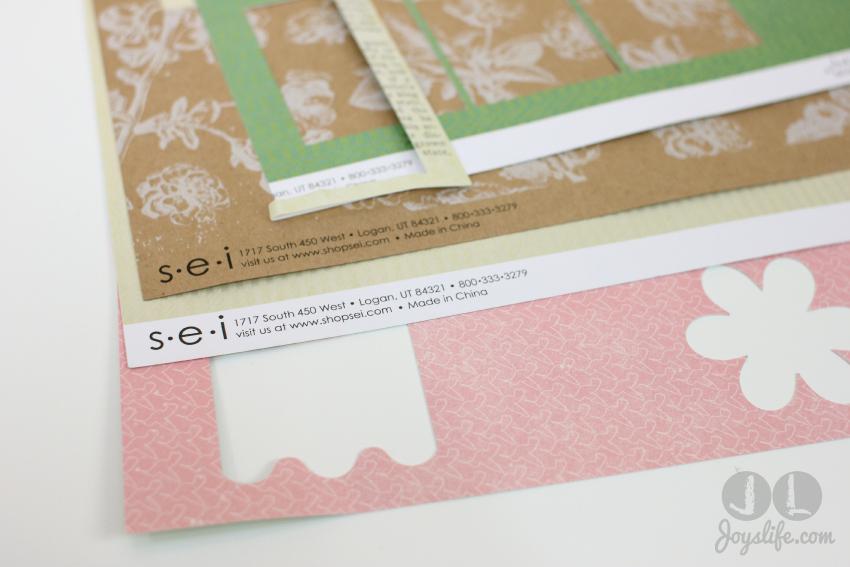 3D Pop Up Flower Card #SEI #SilhouetteCameo #LoriWhitlock #SVG #JoysLifeStamps