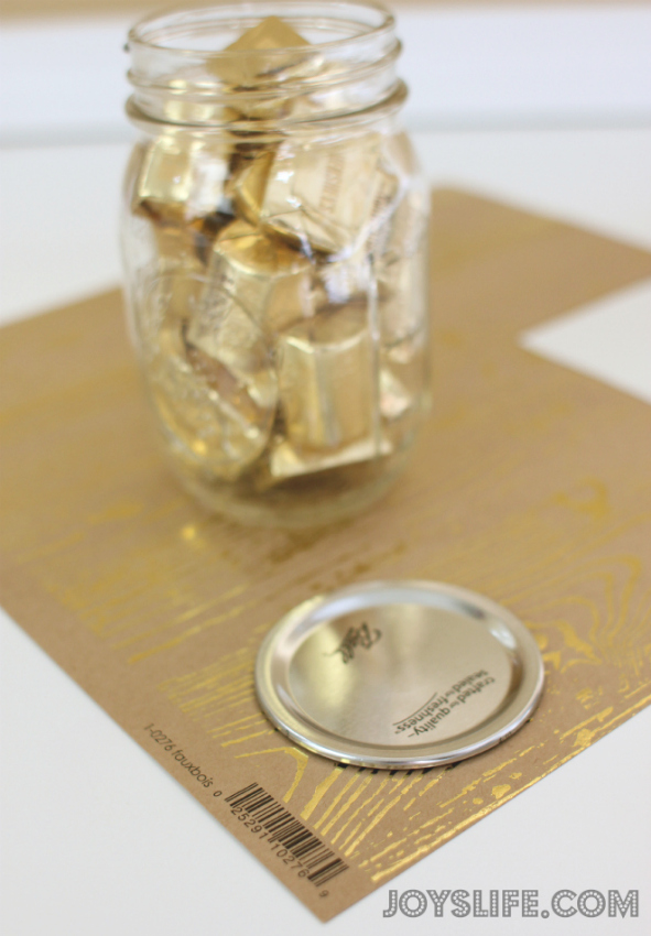 Take It Easy Candy Mason Jar with SEI #SEI #MasonJar