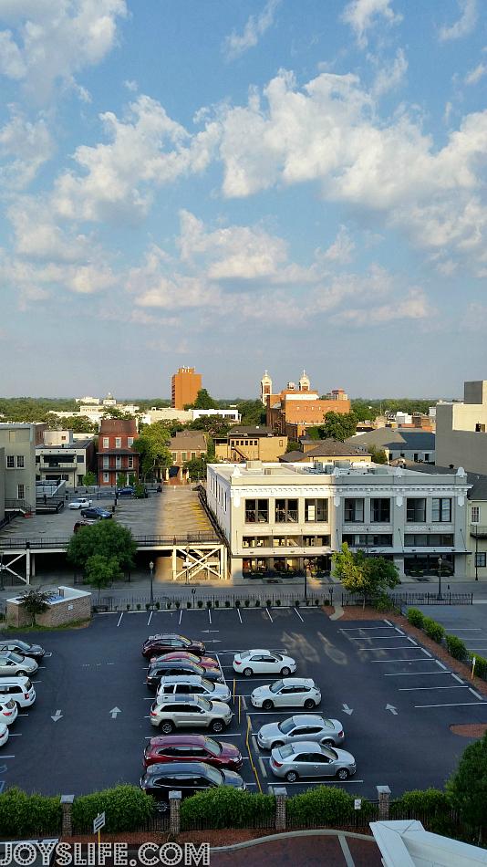 Downtown Mobile Alabama #Mobile #Alabama #hamptonInn