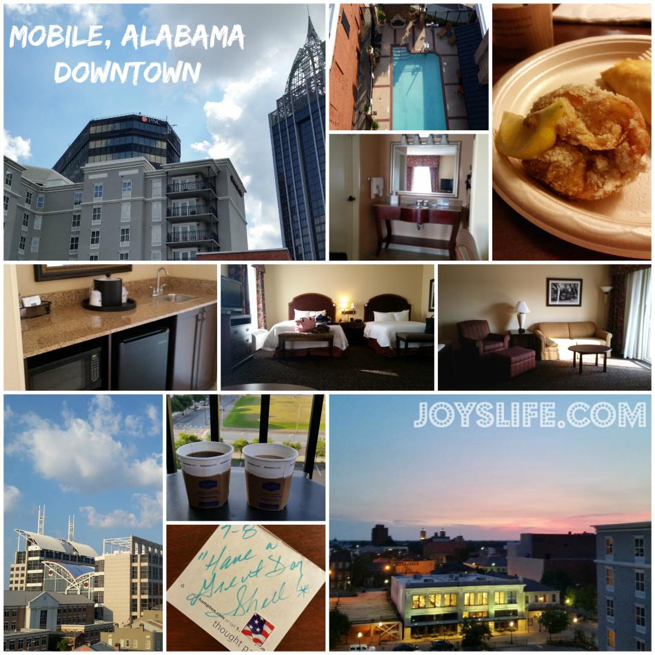 Downtown Mobile Alabama #Mobile #Alabama