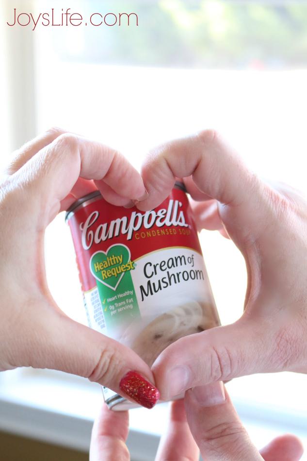 Easy Chicken Shepherds Pie Recipe #HeartHealth #CampbellSoup #AmericanHeartAssociation #Heart Disease #ad