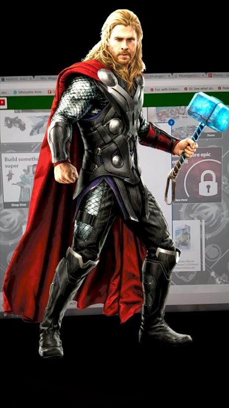 MARVEL's The Avengers: Age of Ultron  Super Heroes Assemble app #AvengersUnite #ad