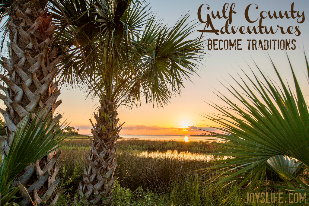 Gulf County Adventures Become Traditions #GCFLnofilter #ad