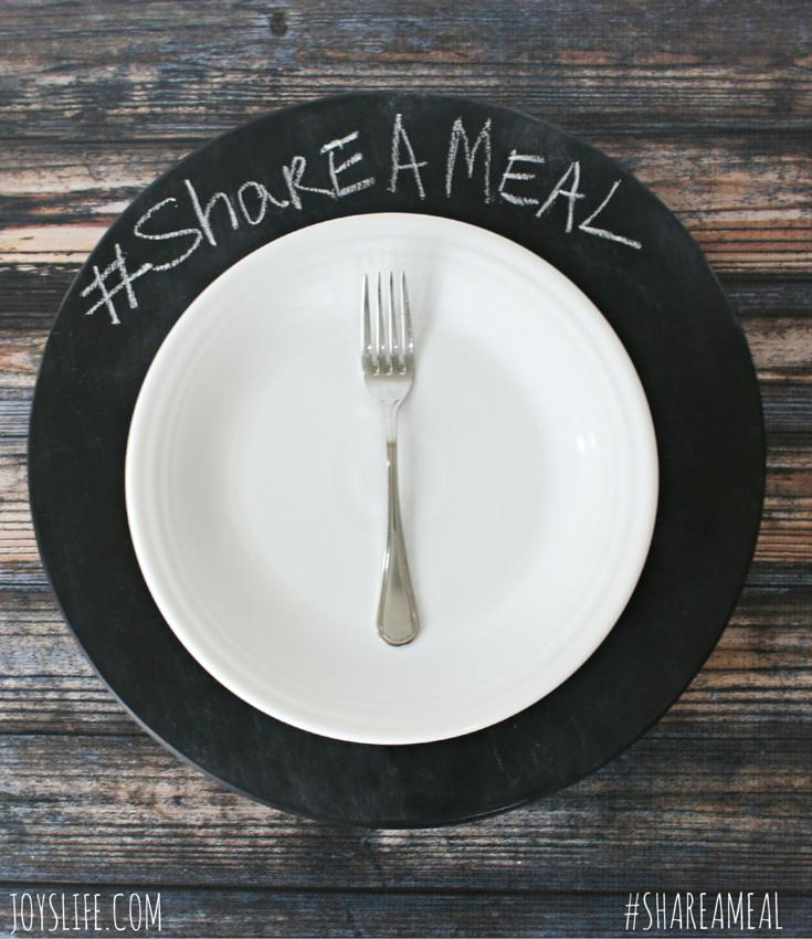Share A Meal - Feed the Hungry & Help Locally #ShareAMeal @UnileverUSA