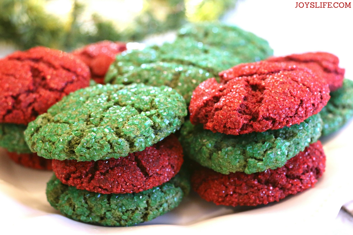 You're going to love making these! They're the easiest Christmas Cookies ever! Just 4 Ingredients!