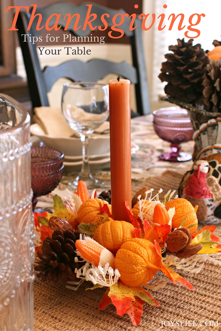 Tips for Planning Your Thanksgiving Table #ad #NabiscoPartyPlanner #BringHomeTheHolidays