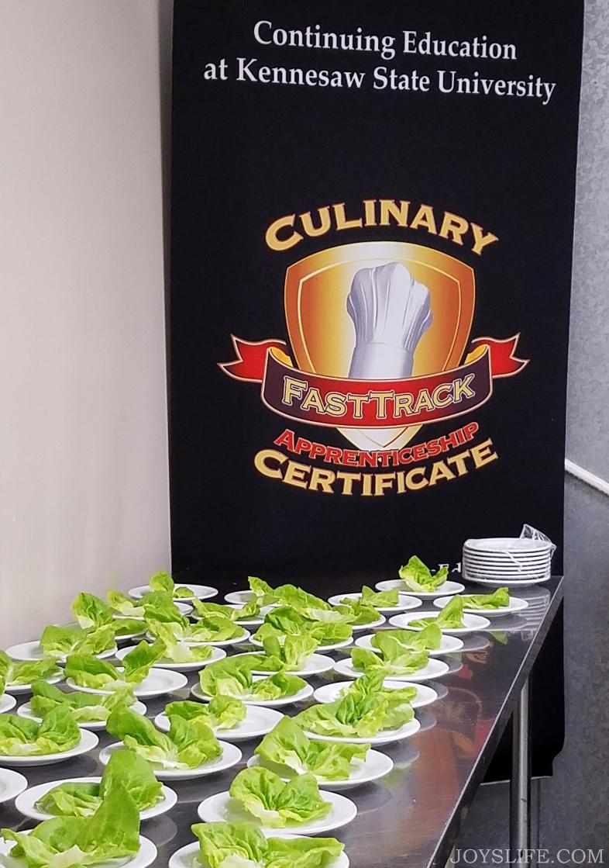 "KSU Culinary Apprenticeship ""Taste of the Islands"" Menu"