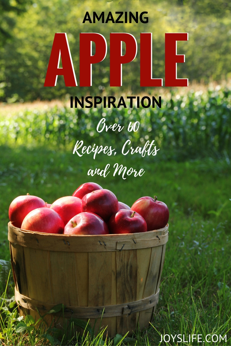 Amazing Apple Inspiration – Over 60 Recipes, Crafts and More