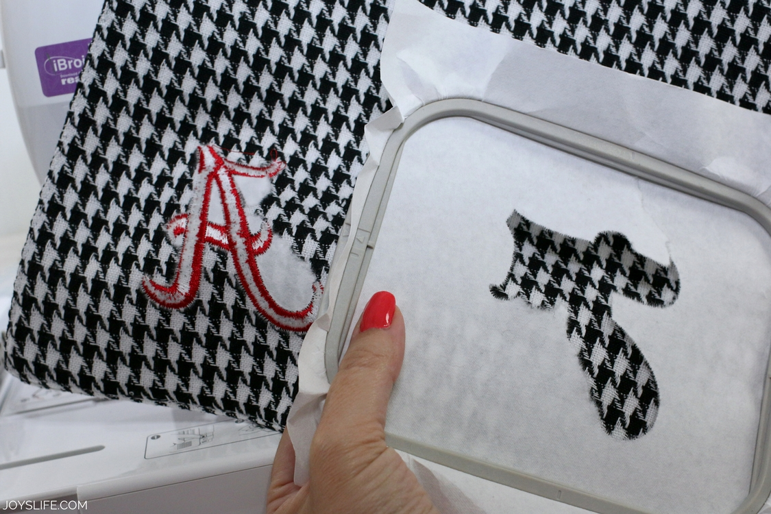 alabama embroidery stabilizer