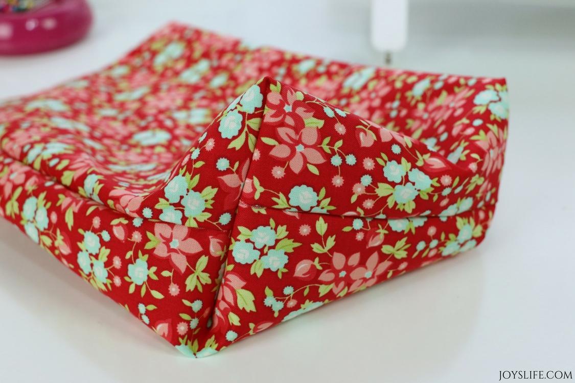 boxed bag bottom