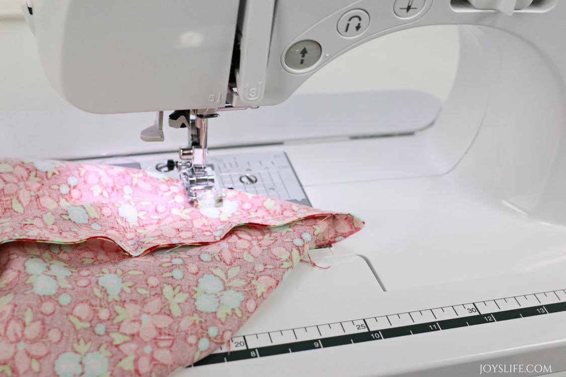 boxed corner sewing machine